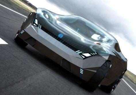 Volkswagen Kai-Nalu concept car