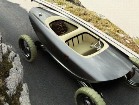 Volkswagen terrafine concept