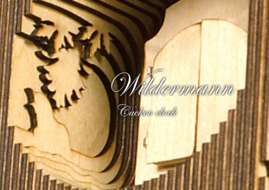 Wildermann Cuckoo Clock Brings The Fairy Tale Forest To