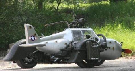 ww2 fighter plane sidecar g1flz 5965
