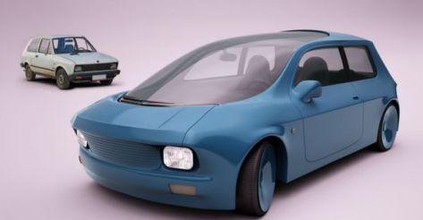 ZUGO electric city car