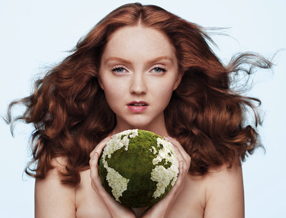 lily-cole-going-eco-friendly