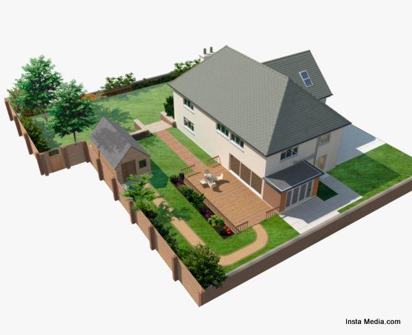 Simple ideas for creating a rain garden at home for Home rain garden design