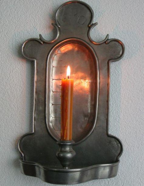 Kerzenuhr