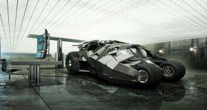 Dark Knight Rides