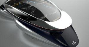 MagLev Racer car 1