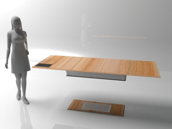 Perform the Illusionist with these levitating furniture designs for your home