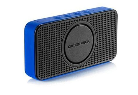 The Carbon Audio Pocket Speaker