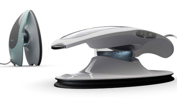 Sleek Mouse Iron