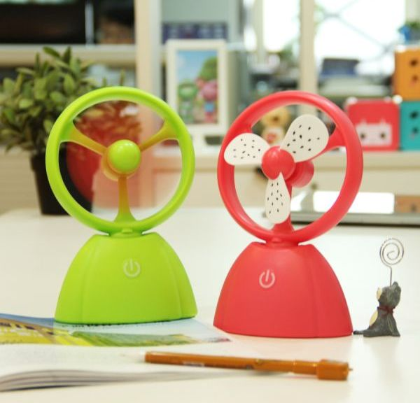 U- Like USB Creative Silent Desktop Fan