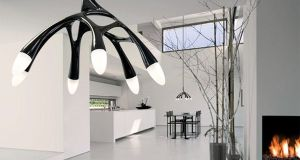 Futuristic Lamps by Next 2