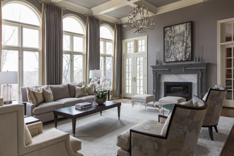 Large Of Formal Living Room