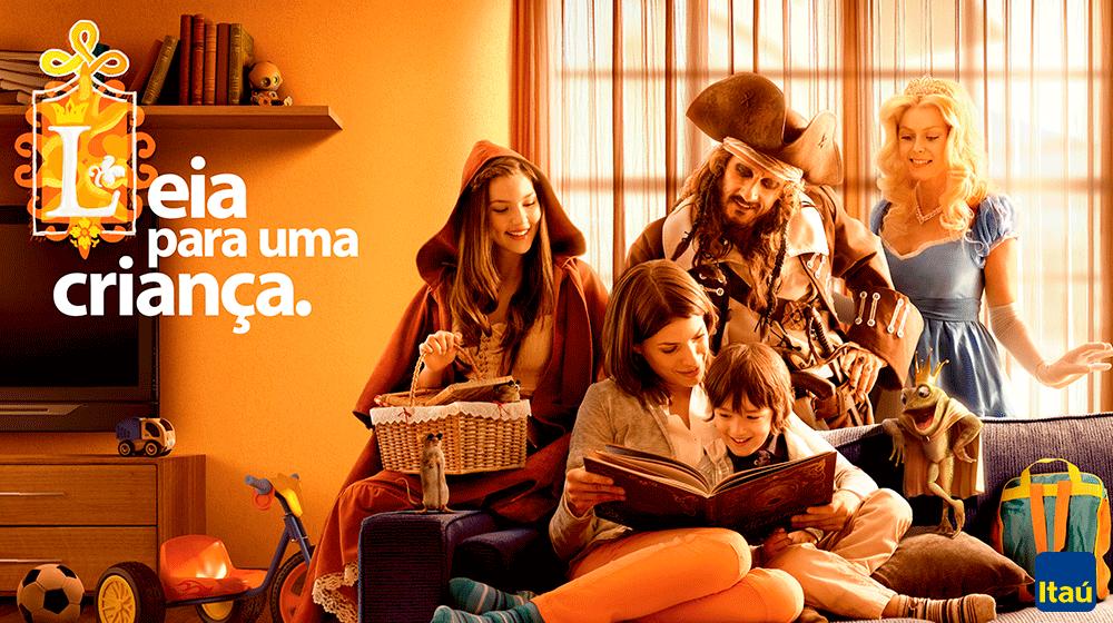 Campanha Outro Olhar - Itaú 2015