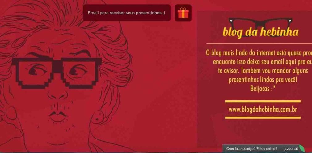 Home do blog Hebe Design