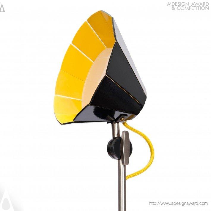Didi Table Lamp_Ronnen Davily