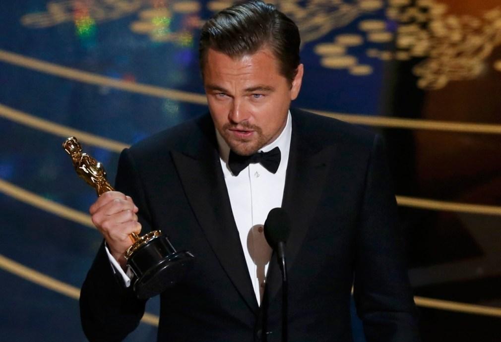 Leonardo DiCaprio fatura seu tão esperado Oscar
