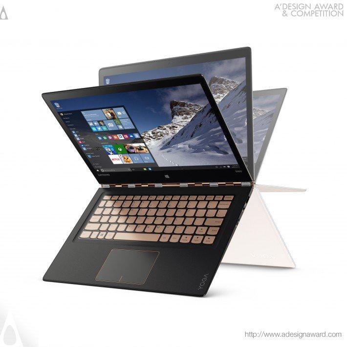 Yoga 900s Convertible Laptop, por Lenovo Beijing