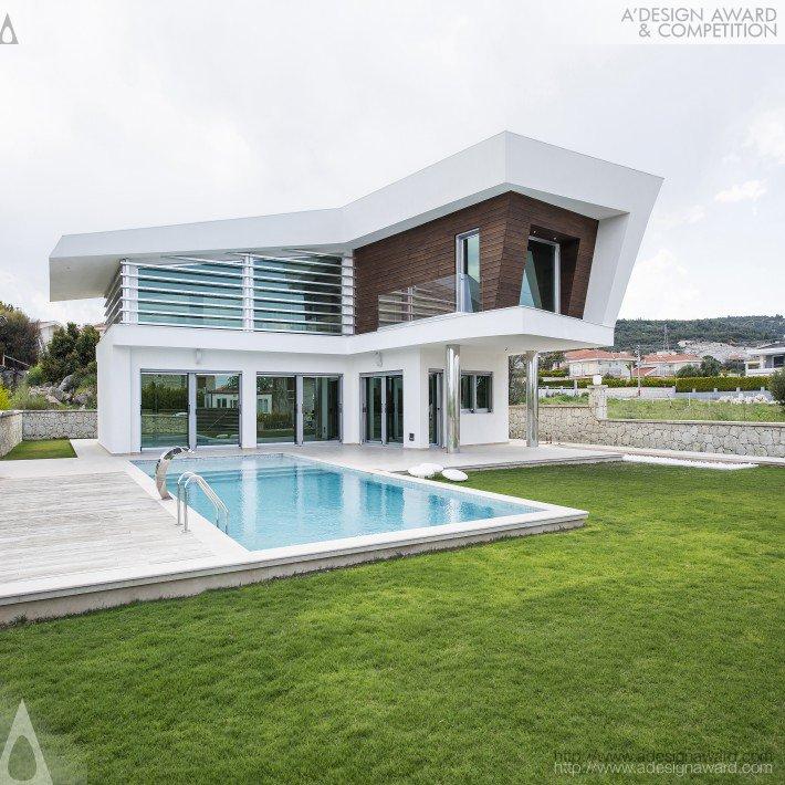 IF House, por Noyan Vural