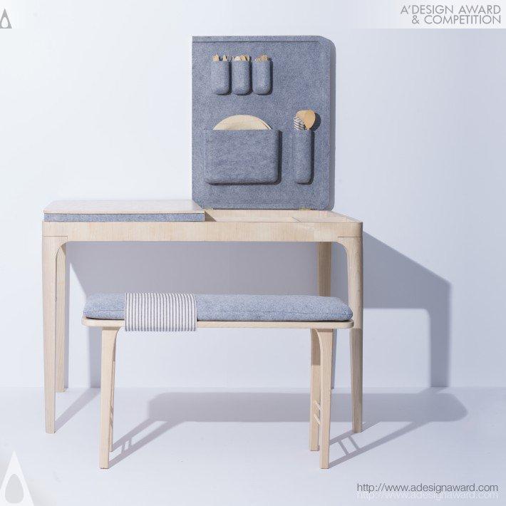 Lilla Table, por Jessica Herrera
