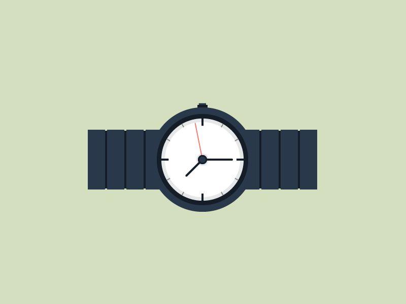 Wristwatch por <a href=