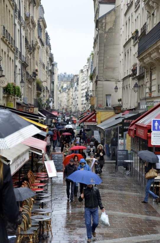 near Les Halles, Paris