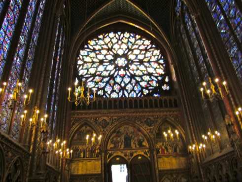 Attend Concerts at Sainte Chapelle