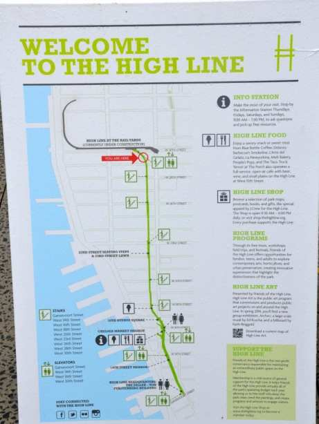 High Line  Expanding Soon