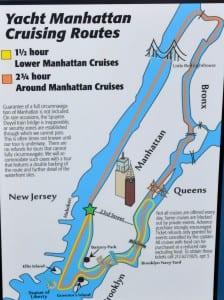 Manhattan Architectural Boat Tour