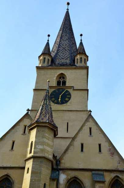 Evangelical Church Romania