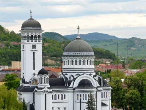 Religion in Romania