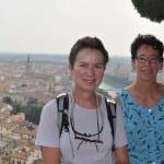 Verona.Kate and LInda