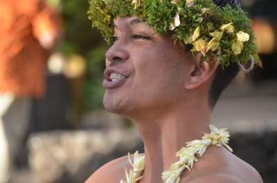 Hula teacher, Hawaii