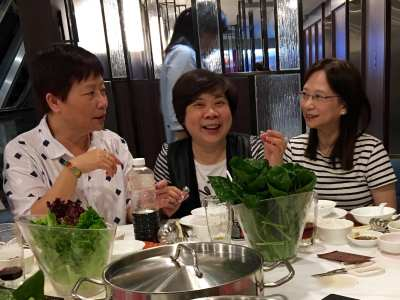 Hong Kong Aunties