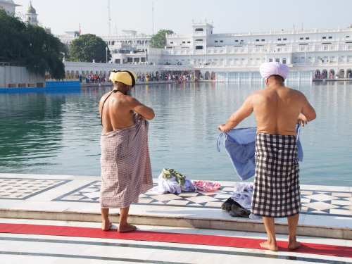 Cleansing the Soul at Golden Temple