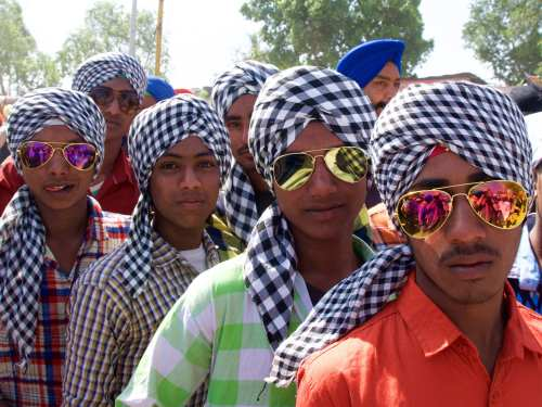 Turbans in Punjab