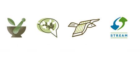 logo design trends 2007
