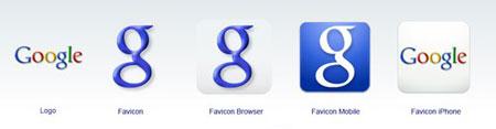 google favicon family