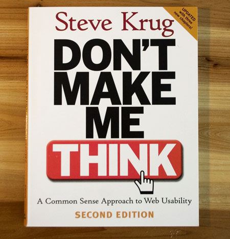 don't make me think cover