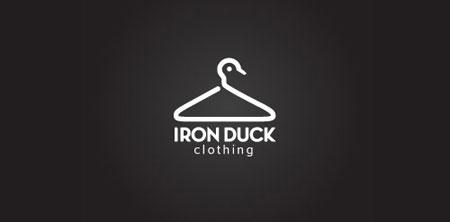 iron duck logo