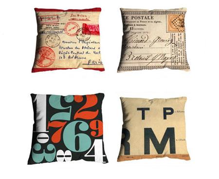 type pillows