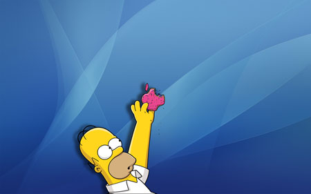 homer apple