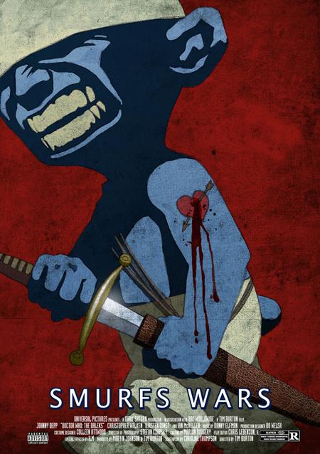smurfs wars