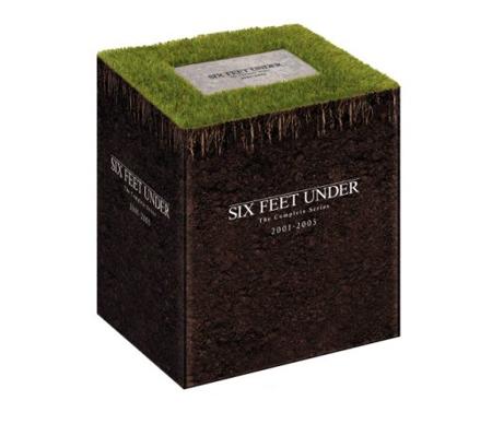 six feet under packaging