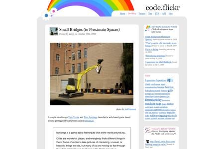 flickr-code