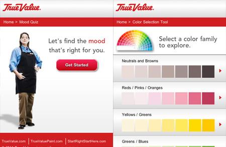 Truevalue Mobile Site