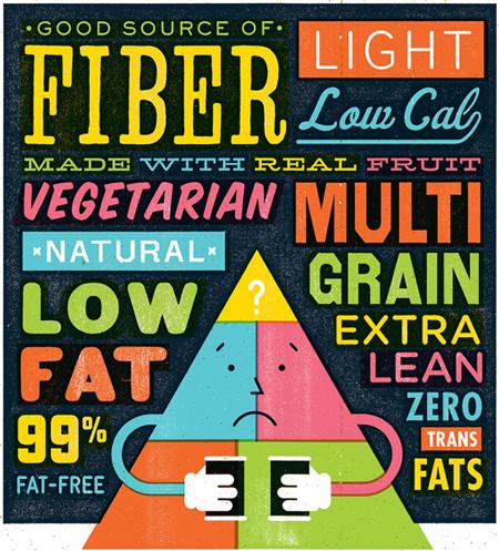 mikey-burton-food-pyramid-illustrations