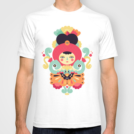 Keiko-custom-t-shirt-design-by-Muxxi