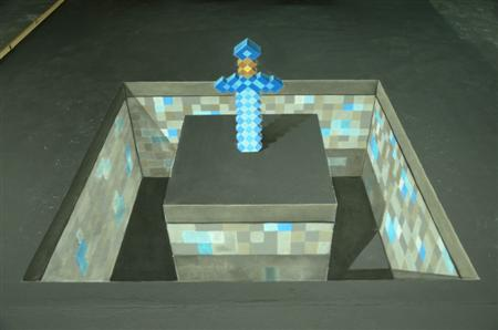 Minecraft-sword