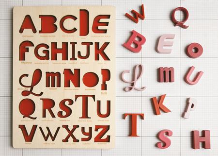 font-alphabet