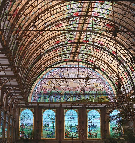 art-nouveau-stained-glass-windows